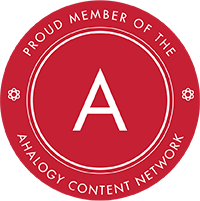 Proud Member of the Ahalogy Content Network